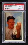 1953 Bowman #153  Whitey Ford  Front Thumbnail