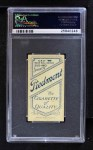1909 T206  Russ Ford  Back Thumbnail