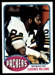 1976 Topps #282  Clarence Williams  Front Thumbnail