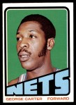 1972 Topps #197  George Carter   Front Thumbnail