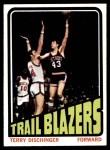 1972 Topps #143  Terry Dischinger   Front Thumbnail