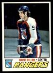 1977 Topps #166  Wayne Dillon  Front Thumbnail