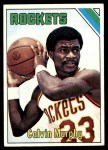 1975 Topps #180  Calvin Murphy  Front Thumbnail