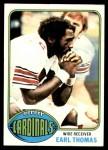 1976 Topps #179  Earl Thomas  Front Thumbnail