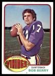 1976 Topps #169  Bob Berry  Front Thumbnail