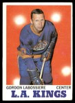 1970 Topps #38  Gord Labossiere  Front Thumbnail