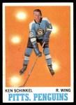 1970 Topps #92  Ken Schinkel  Front Thumbnail