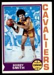 1974 Topps #78  Bobby Smith  Front Thumbnail