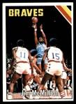 1975 Topps #27  Jim McMillian  Front Thumbnail