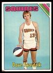 1975 Topps #246  Dave Twardzik  Front Thumbnail