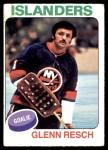 1975 Topps #145  Glenn Resch   Front Thumbnail
