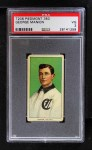 1909 T206  George Manion  Front Thumbnail