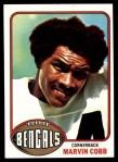 1976 Topps #292  Marvin Cobb   Front Thumbnail