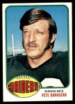 1976 Topps #323  Pete Banaszak  Front Thumbnail