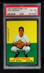 1964 Topps Stand Up  John Romano  Front Thumbnail