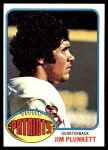 1976 Topps #104  Jim Plunkett  Front Thumbnail