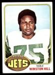 1976 Topps #88  Winston Hill  Front Thumbnail