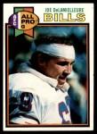 1979 Topps #190   -  Joe DeLamielleure All-Pro Front Thumbnail