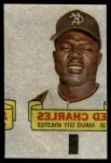 1966 Topps Rub Offs  Ed Charles  Front Thumbnail