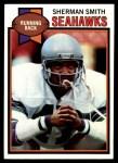 1979 Topps #294  Sherman Smith  Front Thumbnail