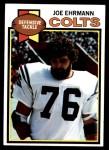 1979 Topps #29  Joe Ehrmann  Front Thumbnail