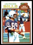 1979 Topps #148  Lou Piccone  Front Thumbnail