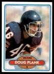 1980 Topps #101  Doug Plank  Front Thumbnail