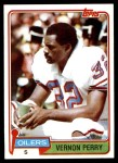 1981 Topps #146  Vernon Perry  Front Thumbnail
