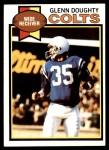 1979 Topps #261  Glenn Doughty  Front Thumbnail