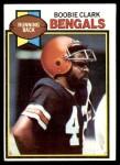 1979 Topps #309  Boobie Clark  Front Thumbnail