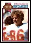 1979 Topps #223  Jim O'Bradovich  Front Thumbnail