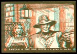 1953 Topps Tarzan and the She Devil #4   A Plan Is Made Front Thumbnail