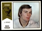 1974 O-Pee-Chee WHA #43  Marc Tardif  Front Thumbnail