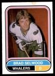 1975 O-Pee-Chee WHA #82  Brad Selwood  Front Thumbnail