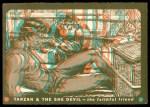 1953 Topps Tarzan and the She Devil #42   The Faithful Friend Front Thumbnail