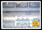 1970 Topps Man on the Moon #35 A  Launch Control Center Front Thumbnail