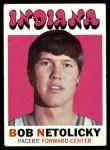 1971 Topps #183  Bob Netolicky  Front Thumbnail