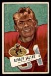 1952 Bowman Small #141  Gordon Soltau  Front Thumbnail