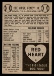 1954 Red Heart  Dee Fondy    Back Thumbnail