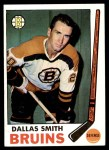 1969 Topps #25  Dallas Smith  Front Thumbnail
