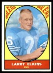1967 Topps #49  Larry Elkins  Front Thumbnail