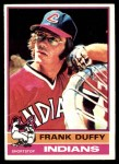 1976 Topps #232  Frank Duffy  Front Thumbnail