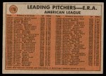 1972 Topps #176   -  Tom Haller In Action Back Thumbnail