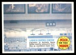 1969 Topps Man on the Moon #35 A  Launch Control Center Front Thumbnail