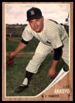 1962 Topps #455  Luis Arroyo  Front Thumbnail
