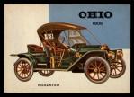 1954 Topps World on Wheels #120   Ohio Roadster 1908 Front Thumbnail