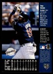 1998 Upper Deck #15   -  Tony Gwynn Griffey's Hot List Back Thumbnail