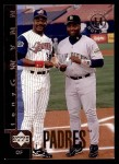 1998 Upper Deck #15   -  Tony Gwynn Griffey's Hot List Front Thumbnail