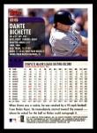 2000 Topps Opening Day #26  Dante Bichette  Back Thumbnail