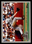 1999 Topps Opening Day #86  Jeff Bagwell  Front Thumbnail